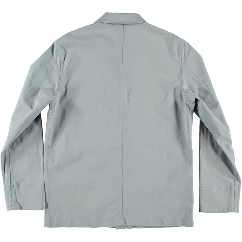 James Jacket Pearl Blue