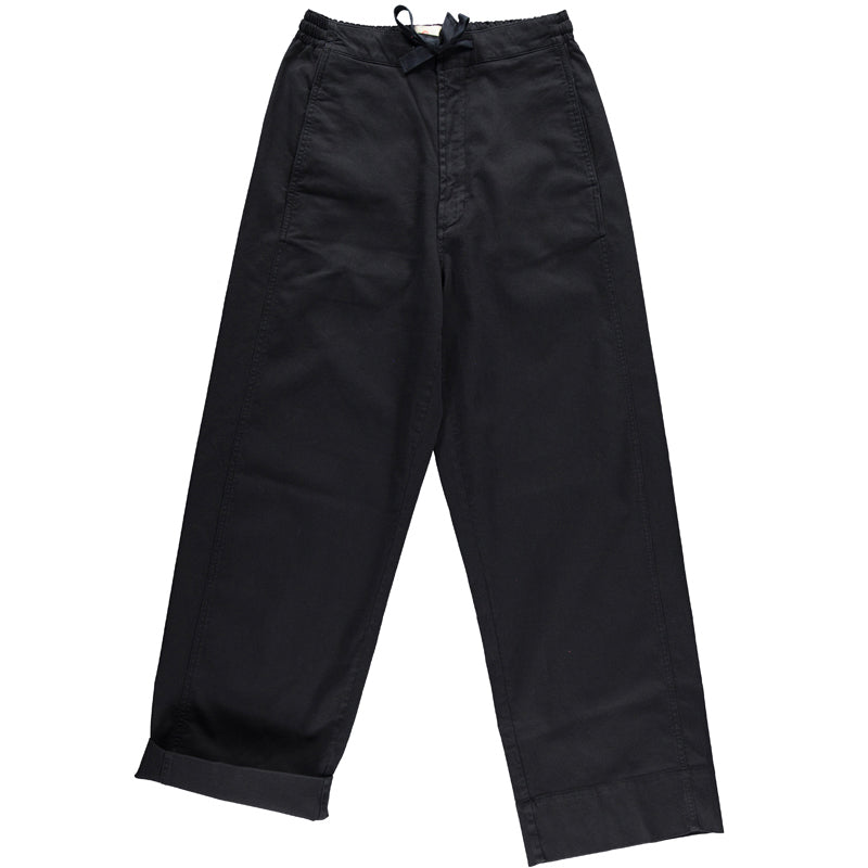 Maria Pants Blue Graphite