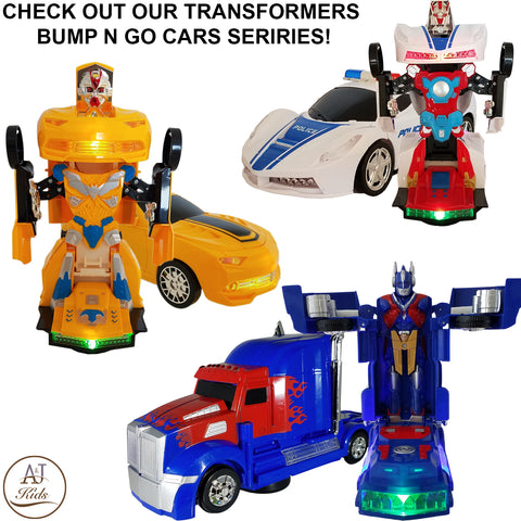 Autobots Roll Out