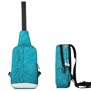 Lightweight and Waterproof Sling Bag/Travel Bag - Blue