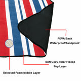 3-Layer XXLarge Most Durable Waterproof Picnic Blanket