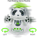 2018 New Cute Panda Dancing Robot
