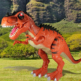 Large Walking Dinosaur Toys for Boys Dinosaur Toys for Boys and Girls – Tyrannosaurus Rex T-Rex with 3D Projection