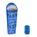 Adventure Theme 4 Seasons Indoor/Outdoor Youth Sleeping Bags