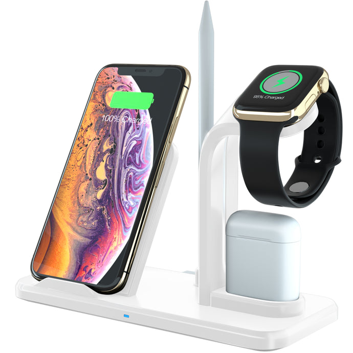 4 in 1 Wireless Charger Stand