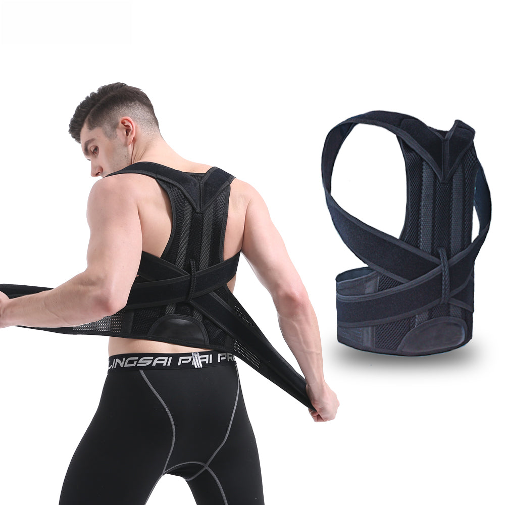 Back Brace Posture Corrector for Women and Men
