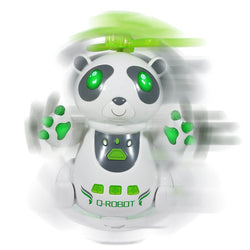Cute Panda Dancing Robot