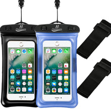 2 PK Floating Waterproof Phone Case