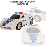 Battery Operated Bump n' Go Transformer Car