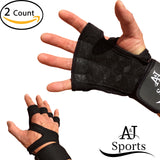 Workout Gloves with the Strongest Wrist Support
