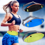 The Lightest Waterproof Running Belt for Women and Men
