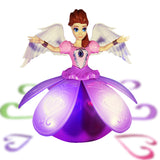 Battery Operated Dancing Angel Girl Doll