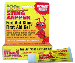 Fire Ant Bite Treatment First Aid