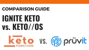 Comparing IGNITE KETO vs. KETO//OS