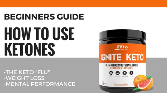 How to Use Exogenous Ketones