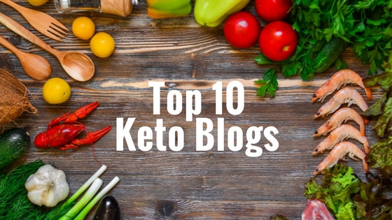 Top 10 Keto & Low-Carb Blogs To Keep You in Ketosis