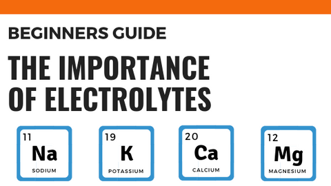 The importance of electrolytes on a keto diet