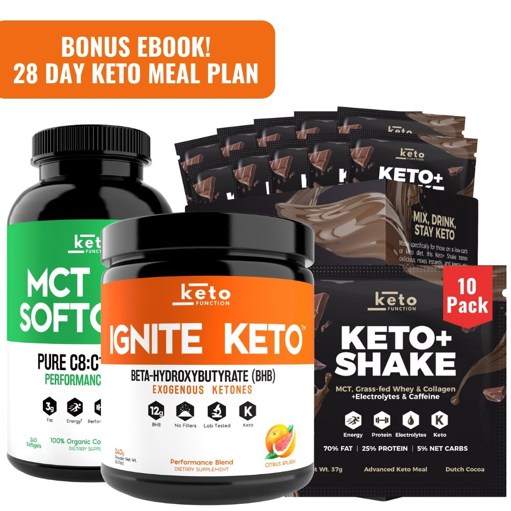 Keto Kickstart Bundle - 35% Off
