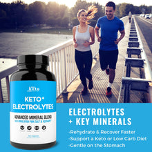 Load image into Gallery viewer, Keto Electrolytes with Trace Minerals