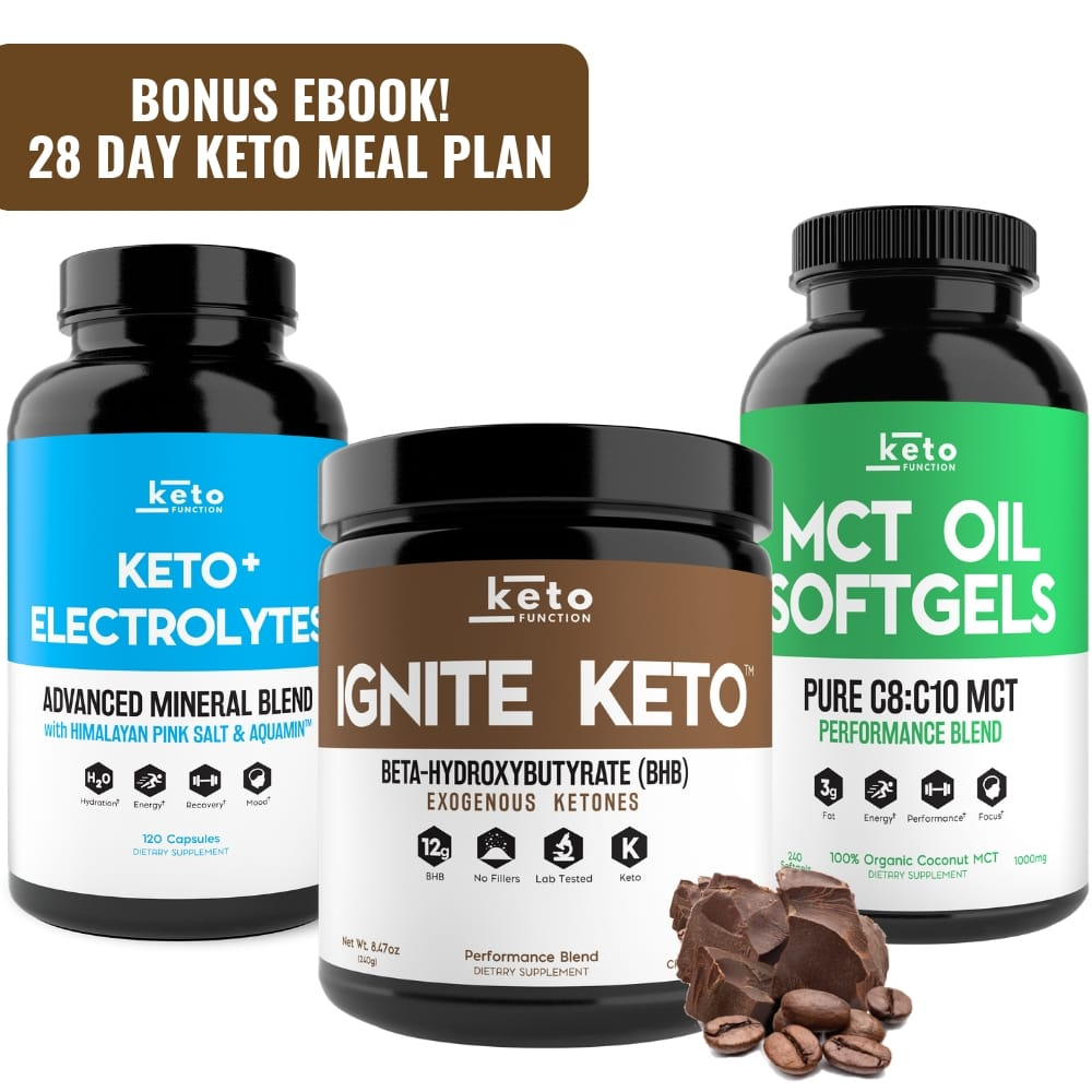 The Ultimate Keto Essentials Bundle