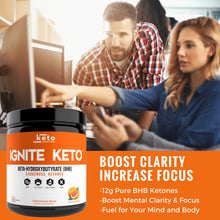 Load image into Gallery viewer, Ignite Keto BHB Exogenous Ketones - Citrus Splash
