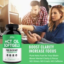 MCT Oil Softgels
