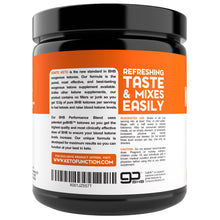Citrus Splash BHB Salts Exogenous Ketones Label Left