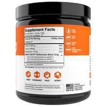 Citrus Splash BHB Salts Exogenous Ketones Label Right