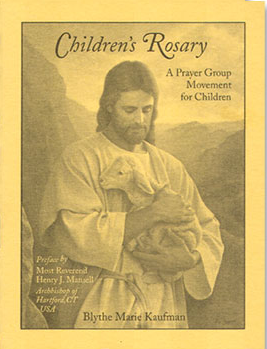 10 PACK - CHILDREN'S ROSARY BOOKLETS