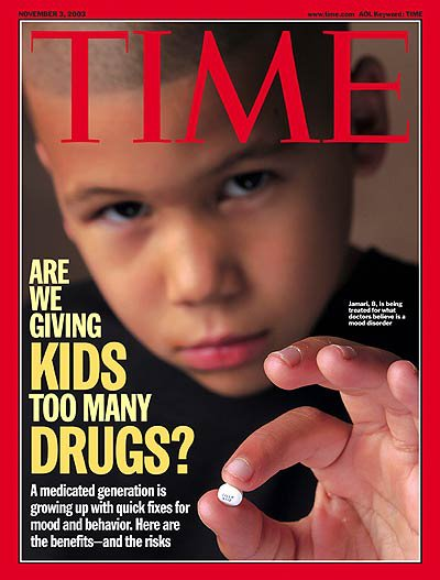 Are We Giving Kids Too Many Drugs?