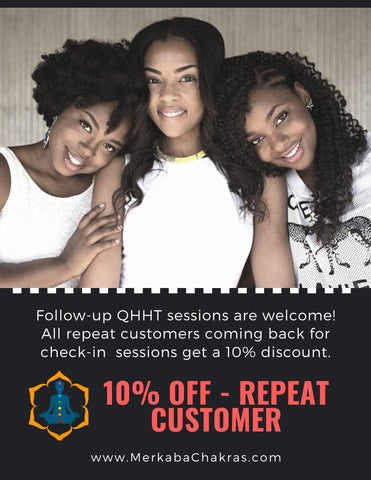 10% Off - Repeat Customer Discount