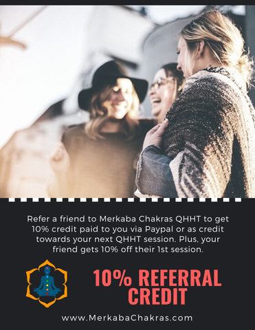 10% Off - Referral Credit