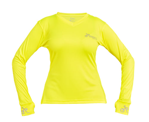 Reflective High Visibility Cycling Shirt Commuter