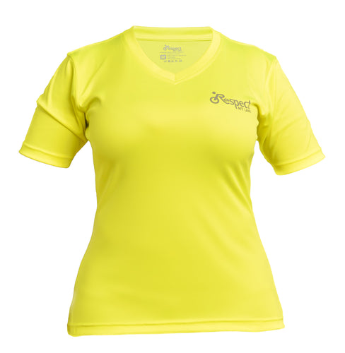 Women's Short-Sleeve Cycling Shirt - Universal