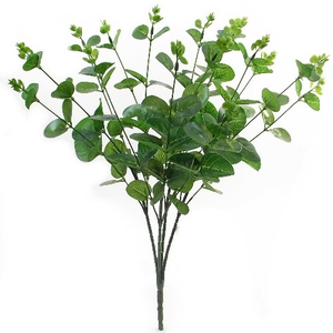 artificial silk euculptus foliage