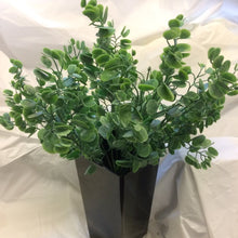 bauhina green artificial foliage bush