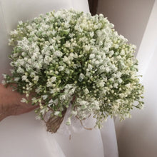 a bouquet of premium quality artificial gypsophila