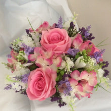 arrangement of artificial flowers