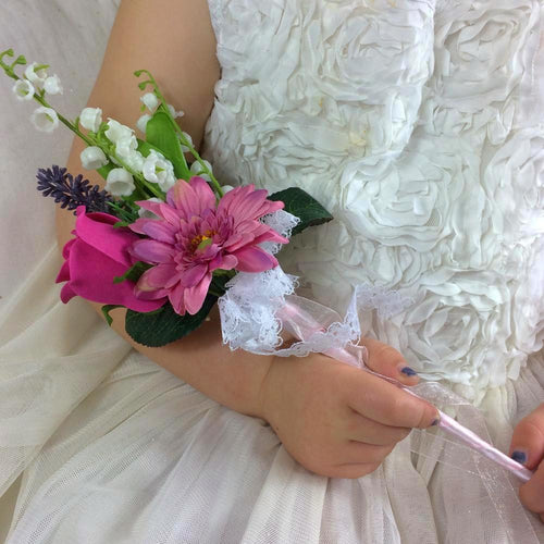 flower girls wedding wand