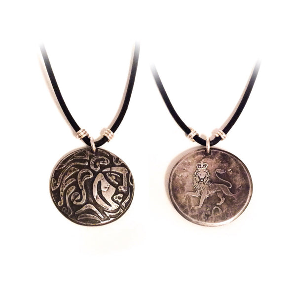 apollo coin, apollo jewelry, apollo necklace, paris charm, paris necklace, paris jewelry, lion charm, lion necklace, lion jewelry, coin charm, coin jewelry, coin necklace, celtic charm, celtic jewelry, celtic necklace