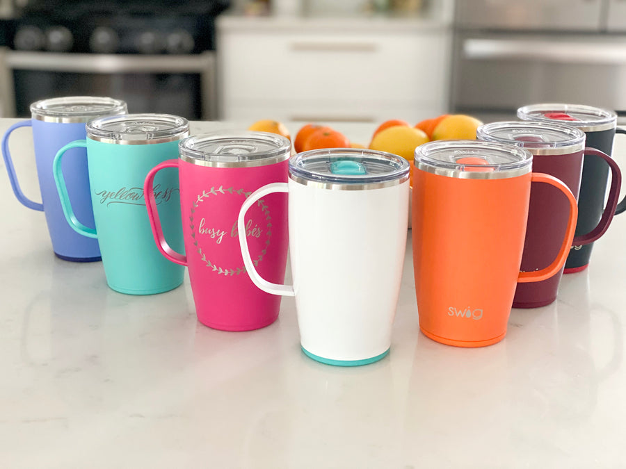 Swig 18oz Insulated Coffee Mug