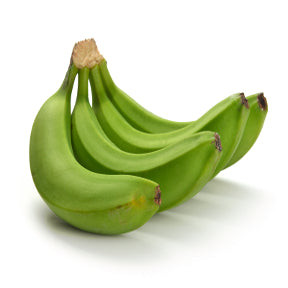 "The Wonderful ""Green"" Banana!"