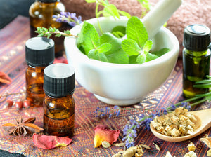 Essential Oils, Spices & Herbs