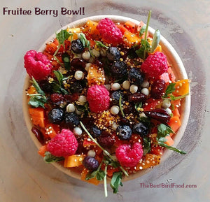 Fresh Fruitee Berry Bowl!