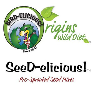 SeeD-elicious!™ Sprouted Seed Mixes