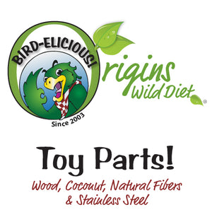 Toy Parts & Footie Toys!