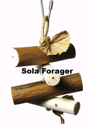 Sola Forager™ Exotic Bird Toy