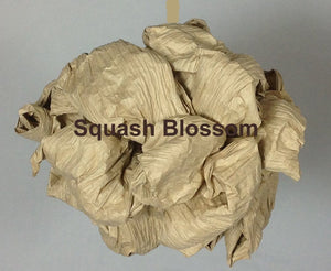 Squash Blossom™ Natural Exotic Bird Toy