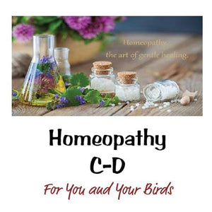 Homeopathy C-D