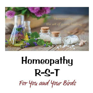 Homeopathy R-S-T